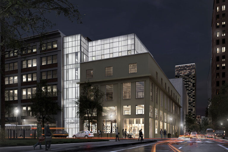 Gallery: Warren at Bay - Rendering at night time