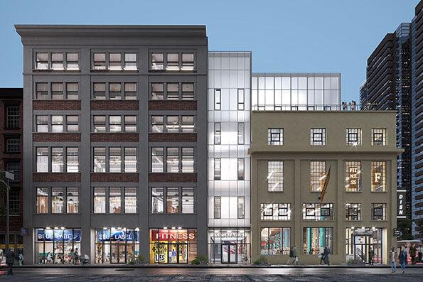 130 Bay Street rendering