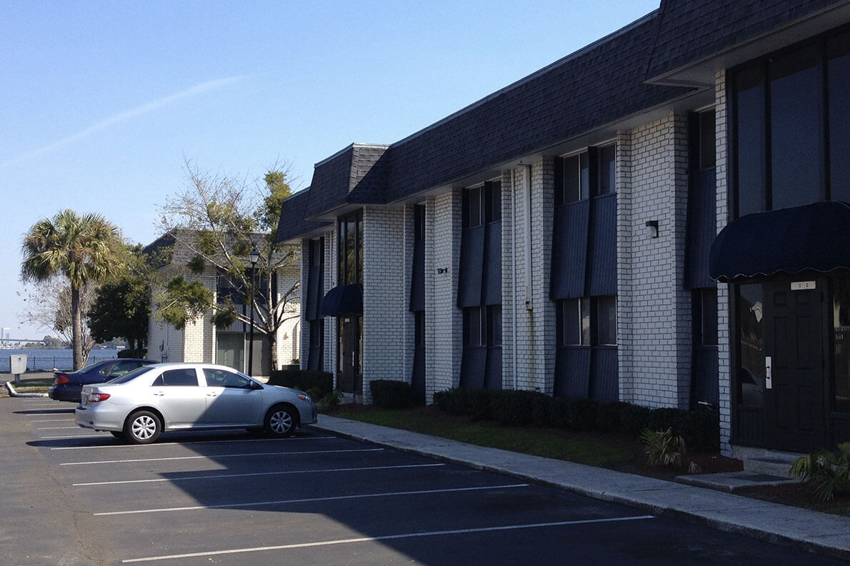 Confederate Point Apartments