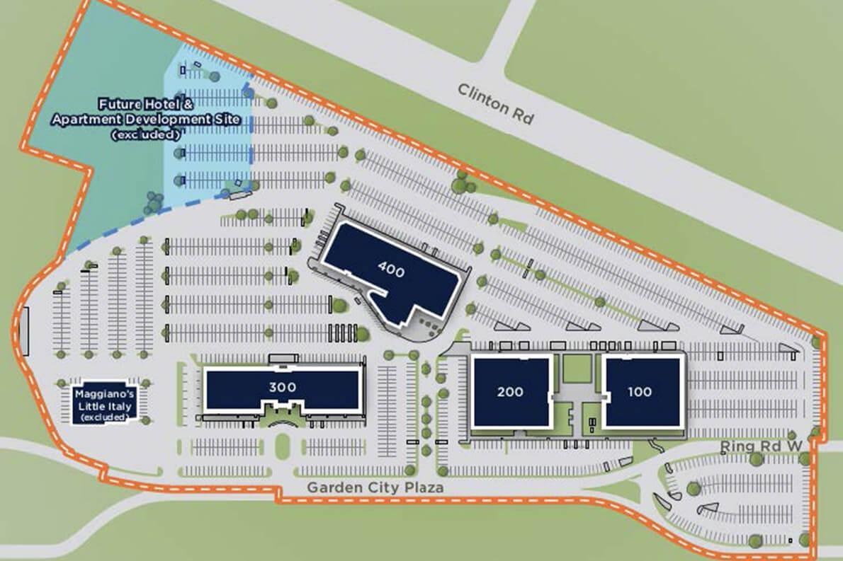 Garden City Plaza (Development)
